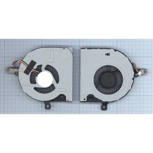 Вентилятор (кулер) для ноутбука Toshiba Satellite C50D-B C50G-B C55-B C55D-B C55T-B