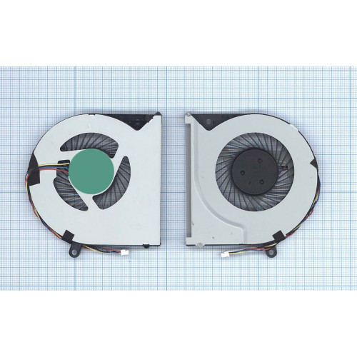 Вентилятор (кулер) для ноутбука Toshiba Satellite C70D-C C75D-C