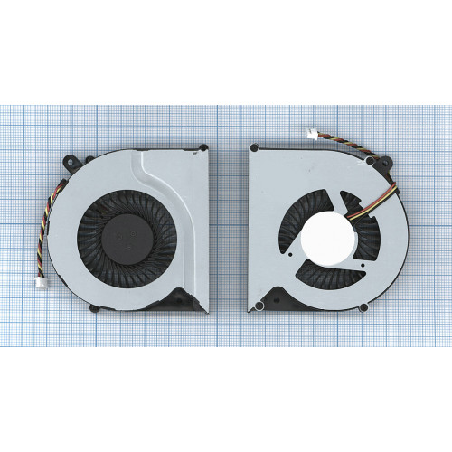 Вентилятор (кулер) для ноутбука Toshiba Satellite C850 C855 C875 C870 L850 L870 VER-1 (3 pin)