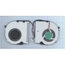 Вентилятор (кулер) для ноутбука Toshiba Satellite E45W P55W-C VER-1
