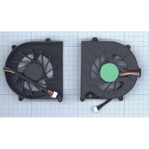 Вентилятор (кулер) для ноутбука Toshiba Satellite L630 VER-1 (4 pin)