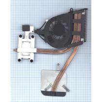 Система охлаждения для ноутбука Toshiba Satellite L650D