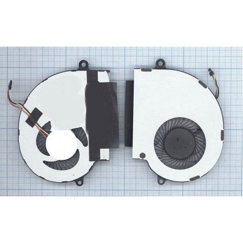 Вентилятор (кулер) для ноутбука Toshiba Satellite S55T-B