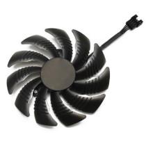 Вентилятор (кулер) для видеокарты Gigabyte RX 470, 570, 580, GTX 1060 88мм 4-pin